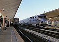 Pacific Surfliner trains at Los Angeles, May 2005.jpg