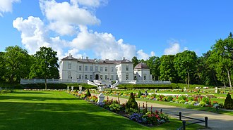 Palanga Amber Museum - Garden of the Tiškevičiai Palace