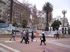 Pancarta Wikipedia La Enciclopedia Libre