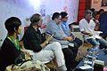 Panel Discussion - Cinemar Sahitya Na Sahityer Cinema - Apeejay Bangla Sahitya Utsav - Kolkata 2015-10-10 5772.JPG
