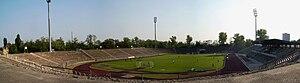 Südweststadion - Image: Panorama Südweststadion