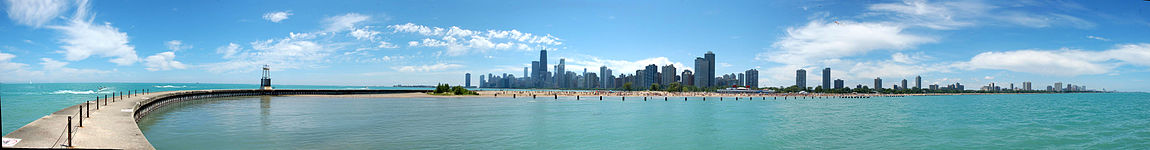 Panorama of North Avenue Beach.jpg