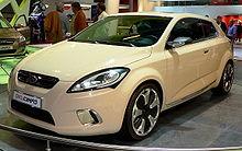 Kia Cee'd - История. Поколения модели | Форум Kia - Auto.Club