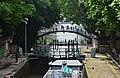 Paris Canal St-Martin écluses Récollets 2013.jpg