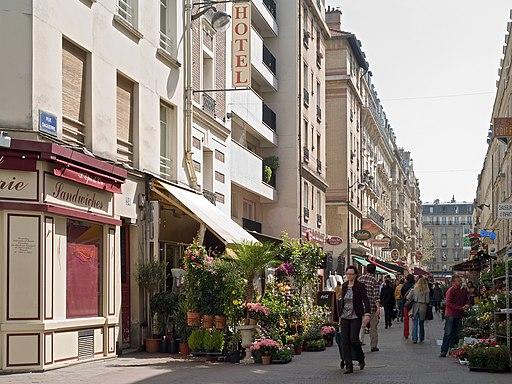 Paris rue Daguerre