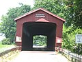 Parker Covered Bridge, southern portal.jpg