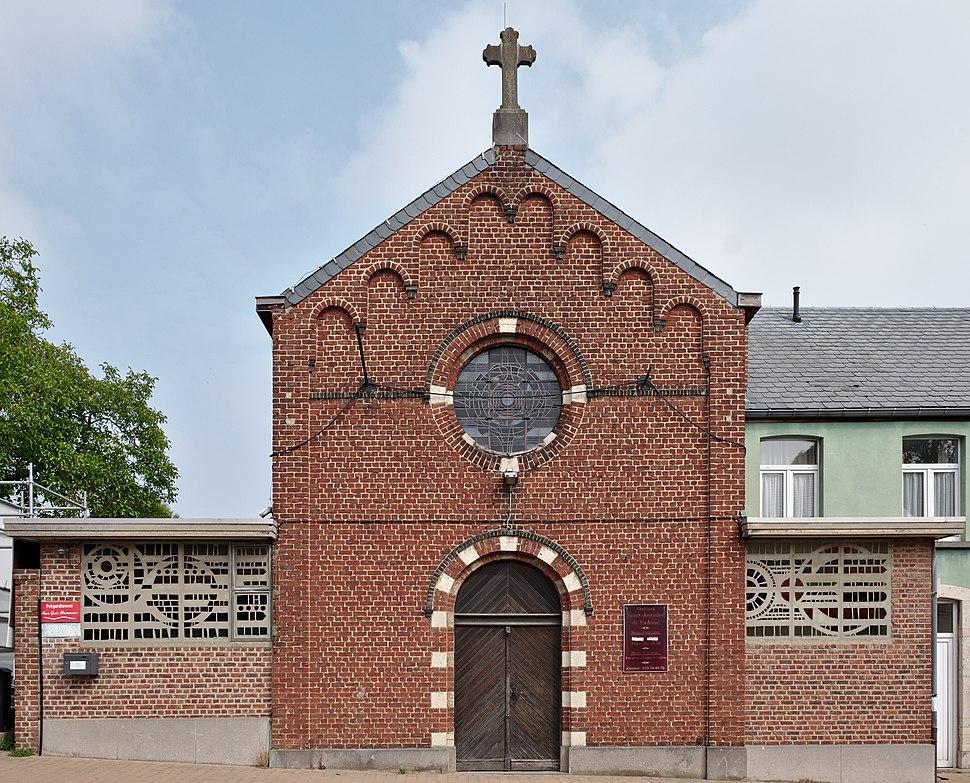 Paroisse Saint-Antoine de Padoue in Wavre, Belgium (DSCF7546)