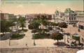 Parque Central, Habana, Cuba, 1910s.png