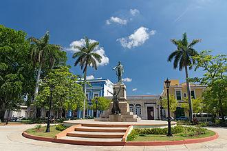 Matanzas - Libertad Square in Matanzas city