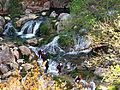 Parque Natural Sierra de Cazorla Barranquismo por el río Guadalquivir en la Cerrada del Utrero.jpg