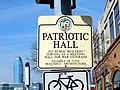 Patriotic hall 1 city sign.jpg