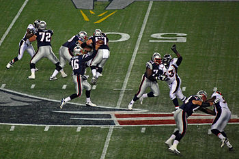 Monday Night Football came to Gillette Stadium...