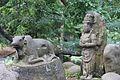 Patung Dewa Syiwa dan Lembu Nandi di Kebun Raya Bogor.jpg