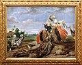 Paul de vos, pavone e gallo in lotta, fiandre 1630 ca.jpg