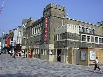 Studio Theatre (Brighton) - The theatre in April 2007.