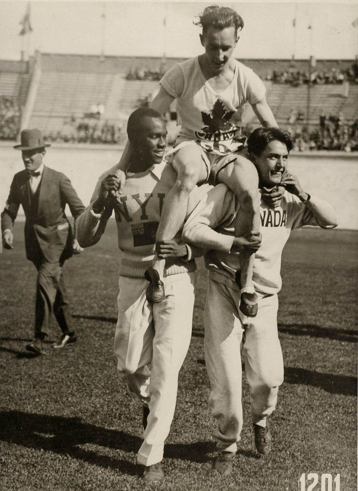 Atletiek op de Olympische Zomerspelen 1928 - Wikipedia