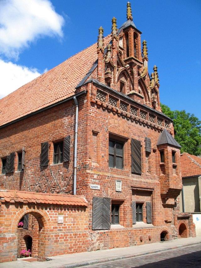 Perkūnas-Haus (Perkūno namai)