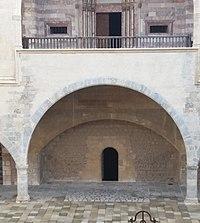 Perpinyà. Palau dels Reis de Mallorca. Capella de Santa Maria Magdalena 1.jpg