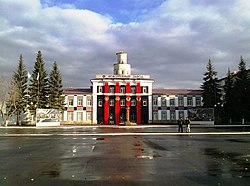 Pervouralsky Novotrubny Works - Central entrance.jpg