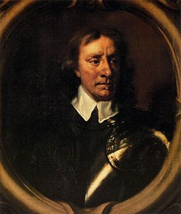 Peter Lely - Portrait of Oliver Cromwell - WGA12647