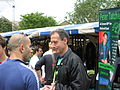 Peter Tatchell at Cowley Road Carnival 20070701 4.jpg