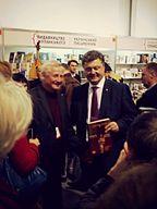 Petro Poroshenko in Art Arsenal.jpg