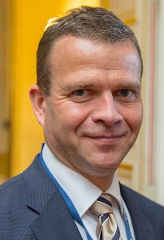 2019 Finnish parliamentary election - Petteri Orpo