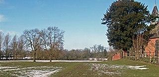 Petton village in the United Kingdom