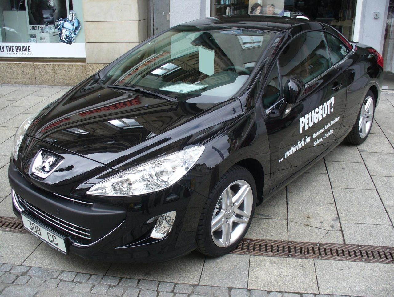 2008 peugeot 308 cc 2 0 hdi fap 140 related infomation specifications weili automotive network. Black Bedroom Furniture Sets. Home Design Ideas