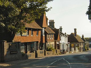Pevensey Village and civil parish in the Wealden district of East Sussex, England