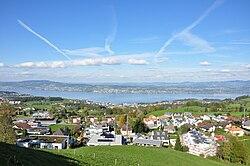 Pfannenstiel - Glatttal - Zürichsee - Wollerau - Feusisberg 2010-10-21 14-57-20.JPG