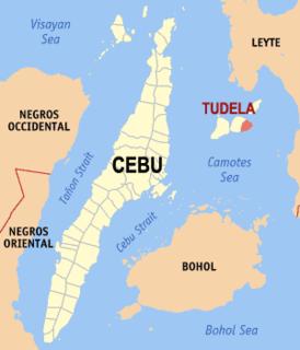 Tudela, Cebu Municipality of the Philippines in the province of Cebu