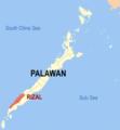 Ph locator palawan rizal.png