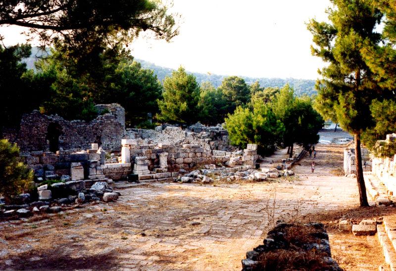 T�rkiye nin Tarihi ve Turistik Yerleri