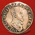 Philips II, eentiende philipsdaalder uit de periode 1558-1571.JPG