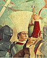 Piero, arezzo, Battle between Heraclius and Chosroes 02.jpg