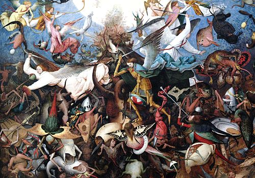 Pieter Bruegel I-Fall of rebel Angels (merge).jpg