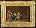 Pieter Codde - Twee krijgslieden en een vrouw in een vertrek - 0346 - Rijksmuseum Twenthe.jpg