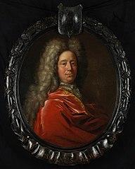 Portret van Marinus Groeninx (1655-1730)
