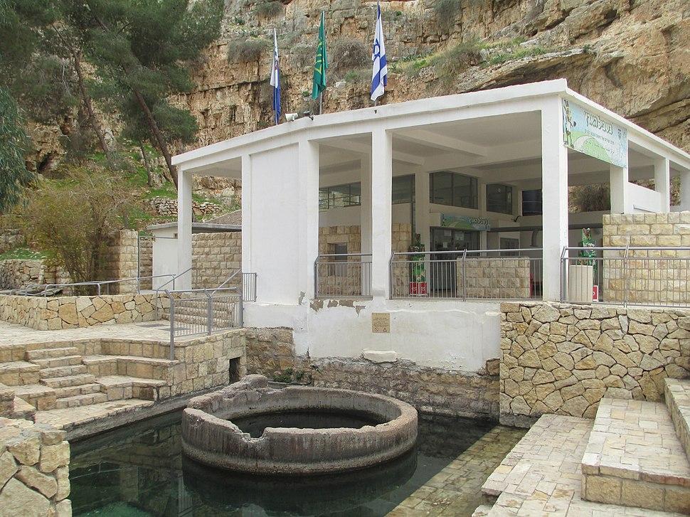 PikiWiki 34276 Ein Maboa in Wadi Qelt