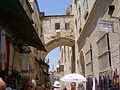 PikiWiki Israel 13500 quot;Ecce Homoquot; arch in Via Dolorosa old.jpg