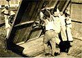 PikiWiki Israel 2804 Settlements in Israel הקמת הצריפים.jpg