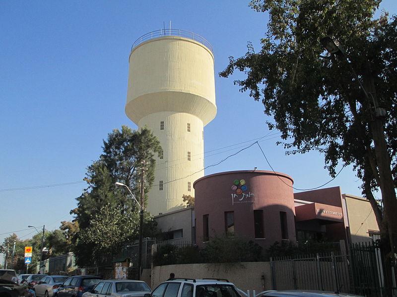 מגדל המים ברמת חן