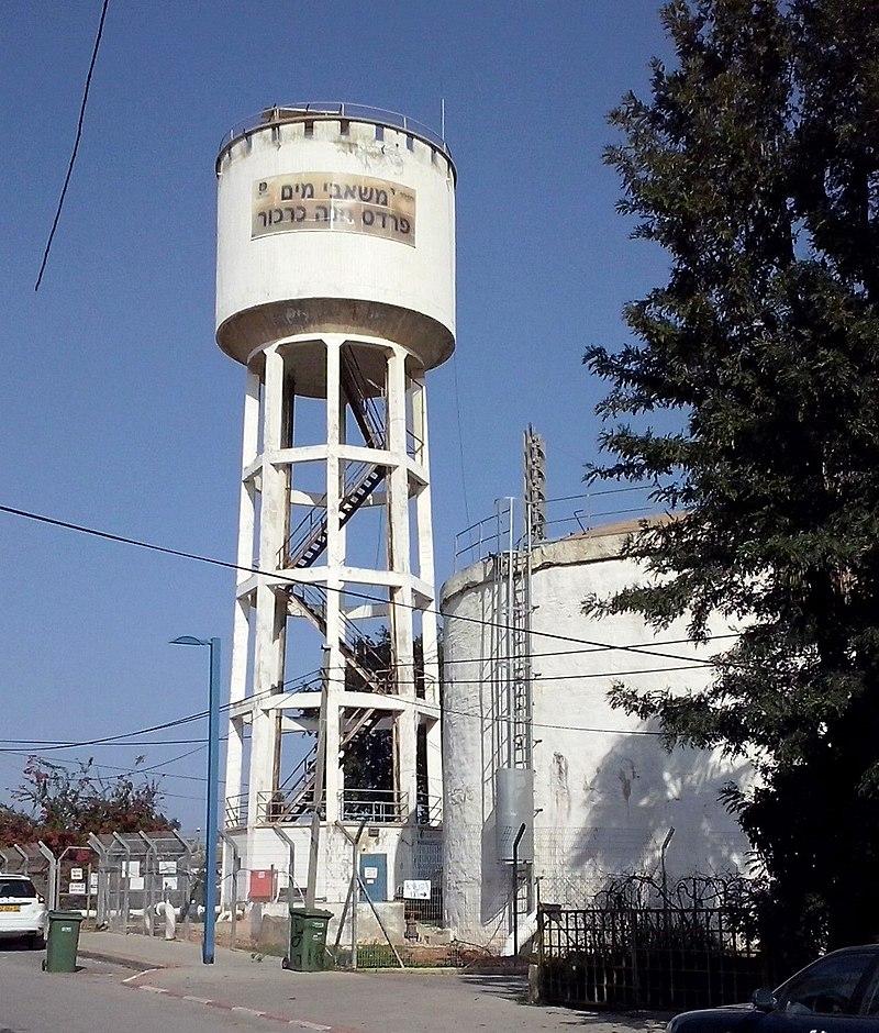 מגדל המים בכרכור