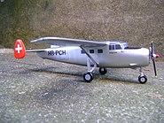 Pilatus SB-5 Side