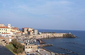 Piombino - Panorama of Piombino