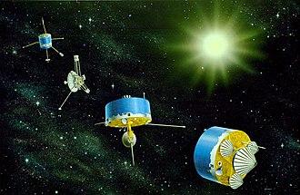 Pioneer program - Pioneer probes