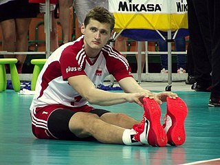Polish volleyball player