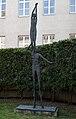 Piotr Skrzynecki memorial, 8 Skawinska street, Kazimierz,Krakow,Poland.jpg