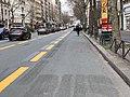 Piste Cyclable Temporaire Avenue Général Leclerc - Paris XIV (FR75) - 2021-01-03 - 2.jpg